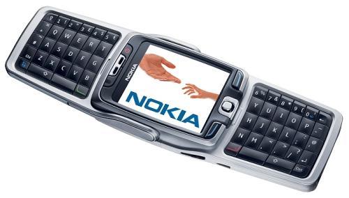 Nokia E70 Notes