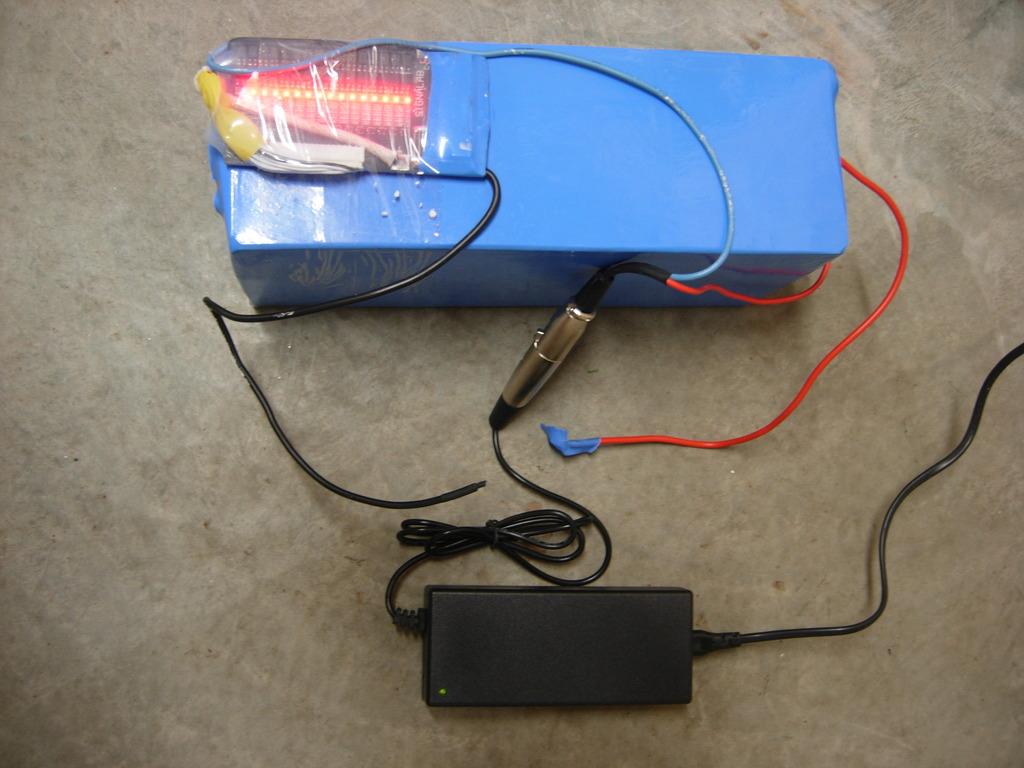 ¿Son correctos estos valores? Ping-battery-charged